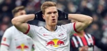 Bundesliga: Leader Leipzig verliert - Gladbach holt auf