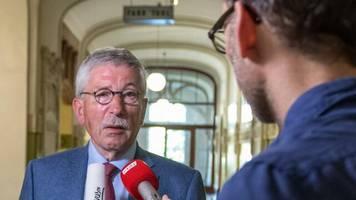 parteiausschluss: sarrazin will weiter gegen spd-ausschluss kämpfen – kein freiwilliger austritt