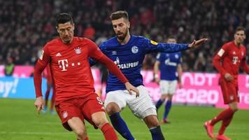 FC Bayern nutzt Leipzig-Patzer: Sieg gegen Schalke