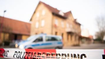 Rot am See: Erneute Schüsse? Wieder SEK-Einsatz nach Beziehungstat mit sechs Toten