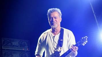Der letzte Gitarren-Boss - Promi-Geburtstag vom 26. Januar 2020: Eddie van Halen