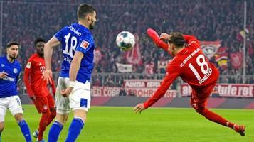 Bundesliga: FC Bayern-Gala gegen Schalke 04 – Leon Goretzka erzielt Traumtor
