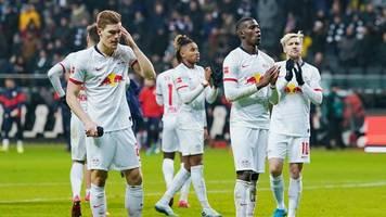 Bundesliga am Samstag: Leipzig verliert,  Bayern und Gladbach holen auf