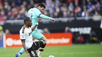 Primera División: FC Barcelona verliert - ter Stegen hält Elfmeter