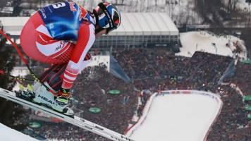 Ski-Alpin in Kitzbühel: Thomas Dreßen verpatzt Streif-Abfahrt