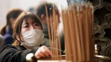 China: Neujahrsfest im Zeichen des Virus