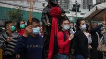 Coronavirus in China: Virus-Krise statt Neujahrs-Ruhe