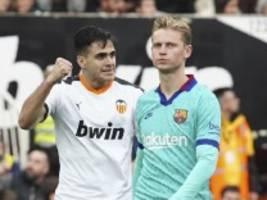 la liga: fc barcelona patzt im titelrennen