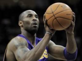 USA: Basketball-Legende Kobe Bryant stirbt bei Hubschrauberabsturz