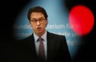 Tempolimit: Andreas Scheuer kritisiert Durchlavieren des ADAC