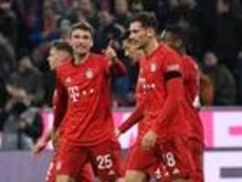 Der FC Bayern spielt wieder Bayern-like