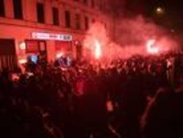 13 verletzte polizisten bei indymedia-demo in leipzig