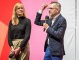 ex-kandidatenpaar kampmann und roth mit zustand der spd unzufrieden
