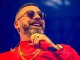 berliner rapper sido provoziert mit hitler-witz