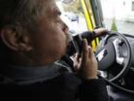 unfallforscher fordert alkohol-wegfahrsperre