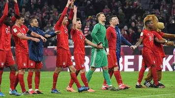 Bundesliga: Bayern-Sieg und Leipzig-Patzer: Spannung an der Ligaspitze