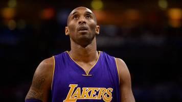 Hubschrauber-Absturz: Basketball-Legende Kobe Bryant ist tot - so trauern Fans, Freunde und Spieler