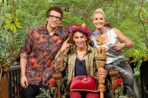 Fernsehen: Dschungelcamp-Finale: Prince Damien ist Dschungelkönig