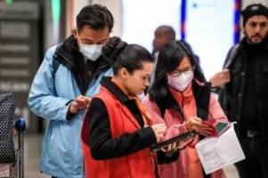 Lungenkrankheit: Verdacht auf Coronavirus in Berlin: Frau auf Isolierstation
