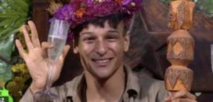 IBES-Finale: Prince Damien ist Dschungelkönig