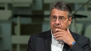 Ehemaliger SPD-Chef: Gabriel verteidigt Wechsel in den Aufsichtsrat der Deutschen Bank