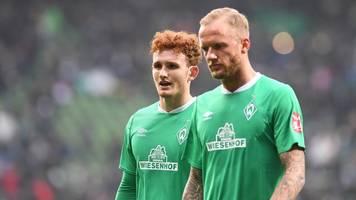 Bundesliga: Nächster Rückschlag für Werder im Abstiegskampf