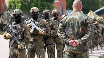 Bundeswehr: Mehr als 500 rechtsextreme Verdachtsfälle