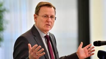 ramelow: kampf gegen antisemitismus bleibt eine aufgabe