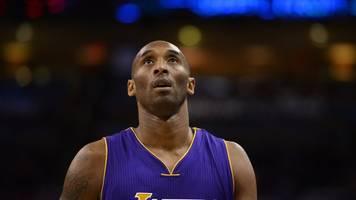 Basketball-Legende: Ex-NBA-Superstar Kobe Bryant stirbt bei Helikopterabsturz