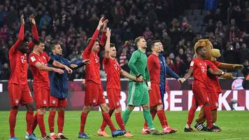 Bundesliga - Bayern-Sieg und Leipzig-Patzer: Spannung an der Ligaspitze