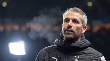Bundesliga: Gladbach-Coach Rose fiebert Topspiel in der Heimat entgegen