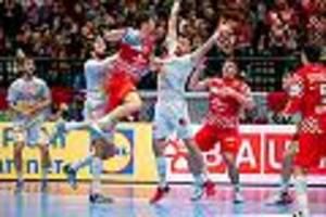 Handball-EM-Finale - Spanien gegen Kroatien im Live-Ticker