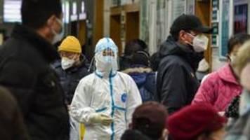 Coronavirus in China: 56 Tote, fast 2000 Infizierte