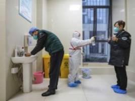 Coronavirus: China meldet 80 Tote und fast 2800 Infizierte