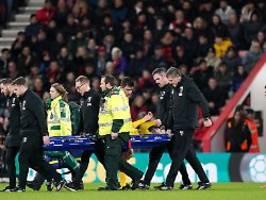 Auf der Trage vom Platz: Arsenal im FA Cup-Achtelfinale, Musitafi raus