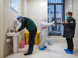 Sorge vor Coronavirus-Epidemie: Mongolei schließt Grenze zu China