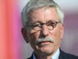 """Thilo Sarrazin – SPD-Spitze teils """"in Händen fundamental orientierter Muslime"""""""