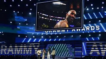 Grammy-Verleihung: Wir stehen in dem Haus, das Kobe Bryant gebaut hat: Alicia Keys zollt Basketball-Star Tribut