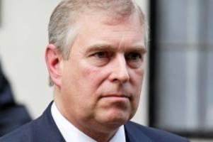 Ermittlungen: Epstein-Skandal: FBI will britischen Prinzen Andrew befragen