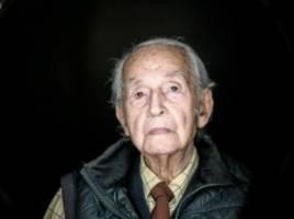 Holocaust-Gedenktag: Einer der letzten KZ-Überlebenden warnt vor dem Vergessen