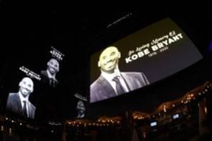Hubschrauber-Absturz: Wahre Legende: Weltweite Trauer um Basketball-Ikone Bryant