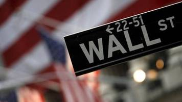 Wall Street: Virus-Angst vergrault Anleger in New York