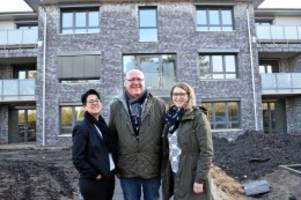 halstenbek: 17 millionen euro teures vorzeigeprojekt fast fertig