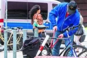 hamburg: kriminalstatistik: hamburgs fahrraddiebe machen sommerpause