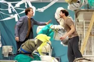Schenefeld: Amüsantes Drama um Vergessen und Erinnern