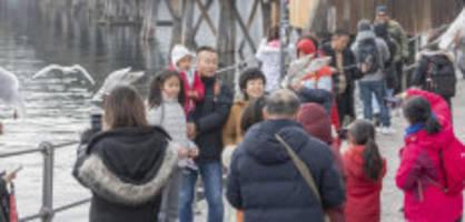 Reiseverbot für Gruppen: Coronavirus trifft Schweizer Tourismus