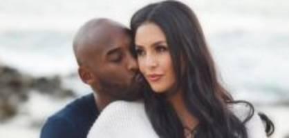 Familie zerstört: Baby von Kobe und Vanessa ist erst 7 Monate