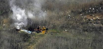Der Hubschrauber flog ungewöhnlich tief, verschwand im Nebel