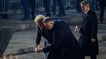 Gedenkfeier in Auschwitz: Polens Präsident Andrzej Duda warnt vor Verzerrung der Geschichte