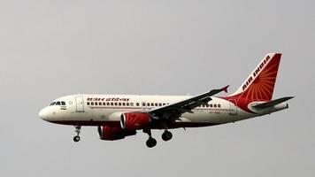 Staatliche Fluggesellschaft: Regierung will hoch verschuldete Air India komplett verkaufen